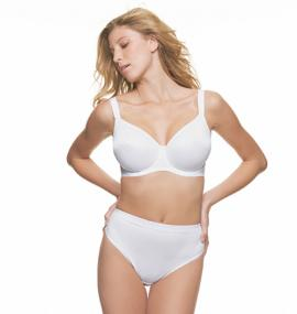 Fantasie - Smoothing - Underwired Moulded Balcony Bra - White