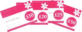 Perfect Fit Gift Voucher